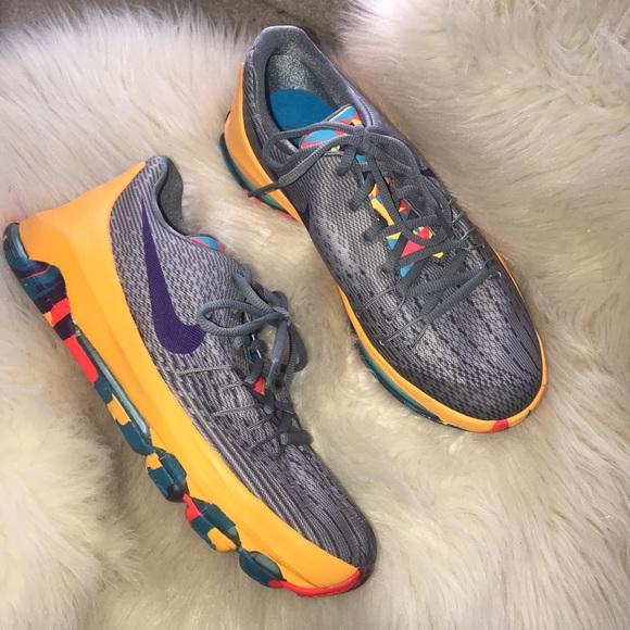 c1922e0f1612 Nike KD 8 Prince George sneaker youth size 7